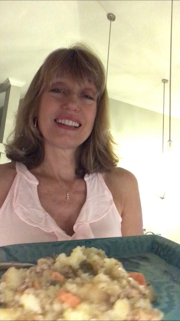 Sheperd's pie & Me